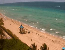 Sunny Isles Beach – Strandpanorama Webcam Live