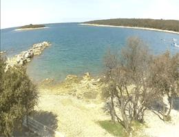 Bale (Kroatien) Kamp Colona Webcam Live