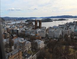 Oslo – Blick auf Oslo Webcam Live
