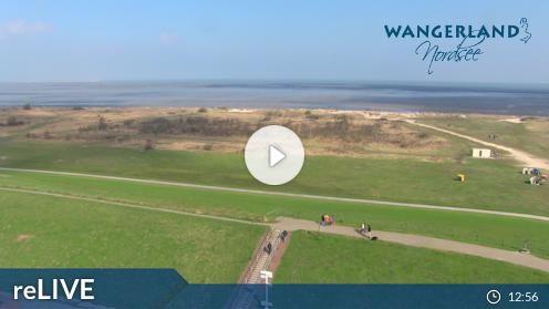 Schillig – Strand Schillig Webcam Live