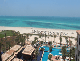 Abu Dhabi Saadiyat Beach Webcam Live