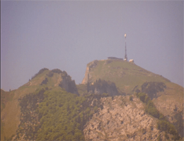 Bangs (Nofels) Gipfel Hohen Kasten Webcam Live