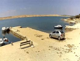 Kustići – Pag island Webcam Live