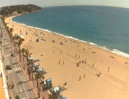 Lloret de Mar – Strand Webcam Live