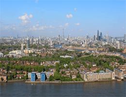 London City Skyline Webcam Live