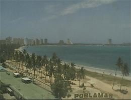Porlamar – Bella Vista Beach Webcam Live