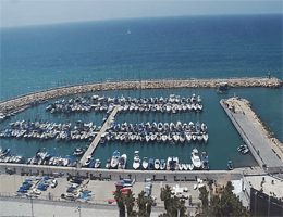 Tel Aviv – Gordon Beach und Marina Webcam Live