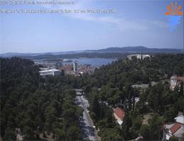 Šibenik – Šubićevac Webcam Live