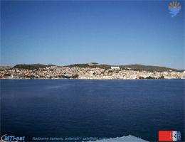 Šibenik Panorama Webcam Live