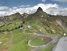 Damüls – Bergstation Uga Webcam Live