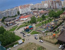 Krasnodar – Platanovyy Boulevard Webcam Live