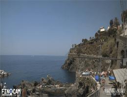 Manarola – Marina Piccola Webcam Live
