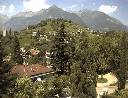 Meran – Hotel Adria Webcam Live