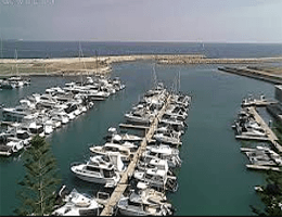 North Coogee Marina Edge Webcam Live