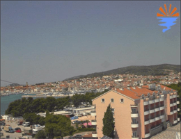 Vodice – Panorama Webcam Live