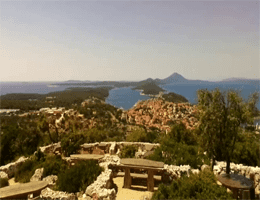 Mali Lošinj – Panoramablick Webcam Live