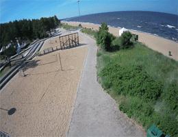 Saulkrasti – Strand Webcam Live