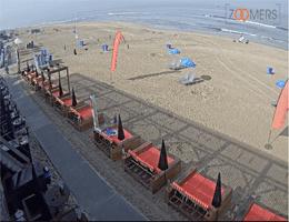 Castricum – Strandpaviljoen Zoomers Webcam Live