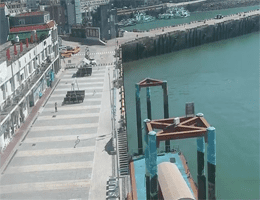 Nangan – Fu'ao Harbor Webcam Live