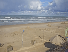 Castricum – Strandpaviljoen Club Zand Webcam Live