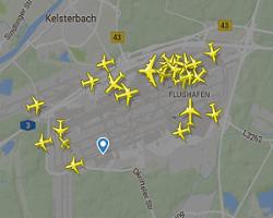 Flughafen Frankfurt Flugverfolgung live