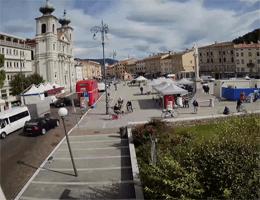 Görz: Borgo North Europe – Gusti di Frontiera Webcam Live