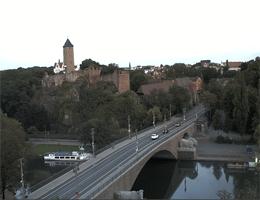 Halle Saale Burg Giebichenstein Webcam Live