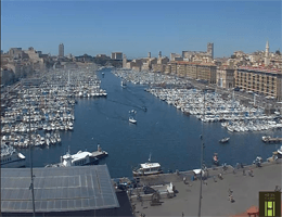 Marseille – Alter Hafen Webcam Live