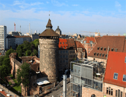 Nürnberg – Frauentorturm Webcam Live