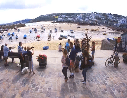 St Ives – Hafen Webcam Live