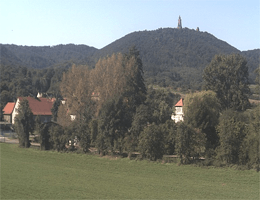 Tilleda – Kyffhäuser Webcam Live