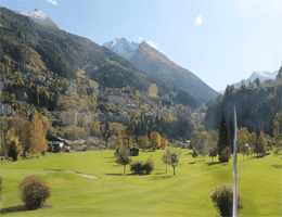 Bad Gastein Golfplatz Webcam Live