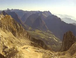 Bovec – Kanin – Panorama Webcam Live