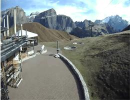 Canazei – Salei Hütte – Sellajoch Webcam Live