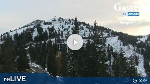 Dorfgastein – Spiegelsee Fulseck Webcam Live