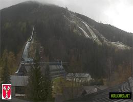 Harrachov – FIS Ski Jump Hills Webcam Live
