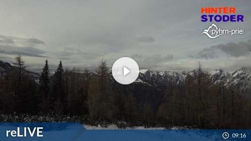 Hinterstoder – Panoramalift Tal – Startplatz West Webcam Live