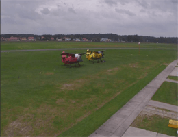 Airport Olsztyn – Dajtki Webcam Live