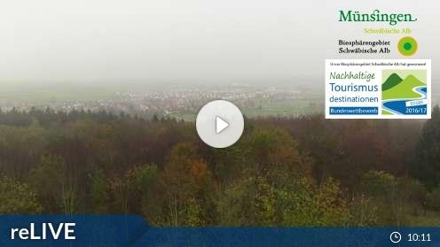 Münsingen – Hörnle im Albgut Webcam Live