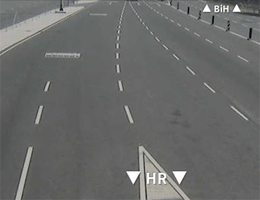 Nova Sela/Bijača Grenzübergang Webcam Live