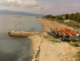 Omiš Beach Webcam Live