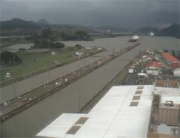 Panama City Panama Canal Webcam Live