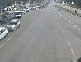 Stara Gradiška Grenzübergang Webcam Live