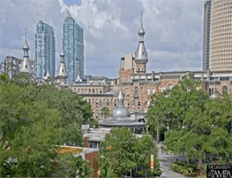 Tampa The University of Tampa Webcam Live