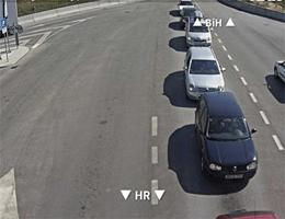 Vinjani Donji Grenzübergang Webcam Live