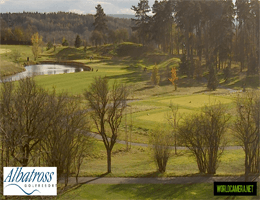 Vysoký Újezd – Albatross Golf Resort Webcam Live
