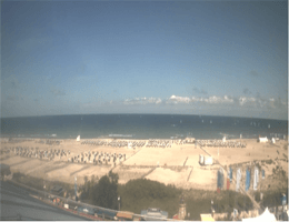 Warnemünde – Strand Webcam Live