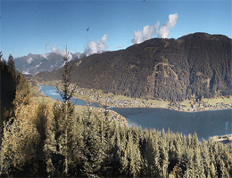 Weißensee – Panorama Webcam Live