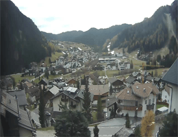 Corvara – Panorama Webcam Live