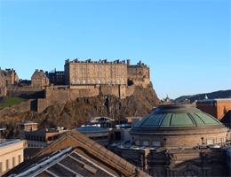 Edinburgh – Edinburgh Castle Webcam Live